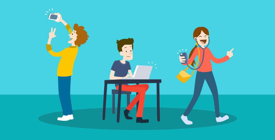 Marketing para Millennials: como atrair a atenção dessa geração?