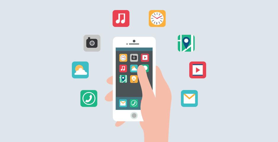 O rastreamento de dados em apps mobile