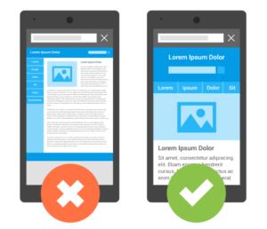Marketing local: tenha um site mobile friendly