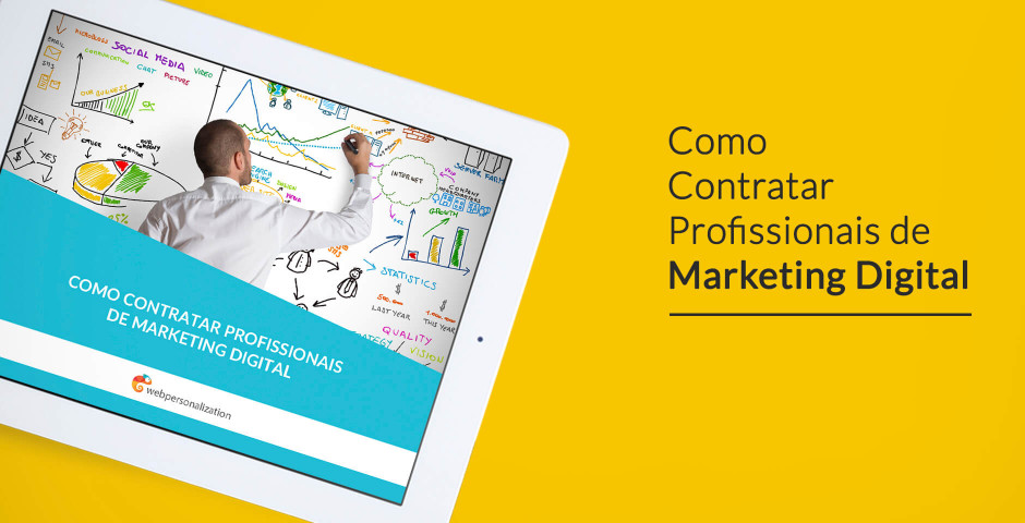 eBook: Como Contratar Profissionais de Marketing Digital