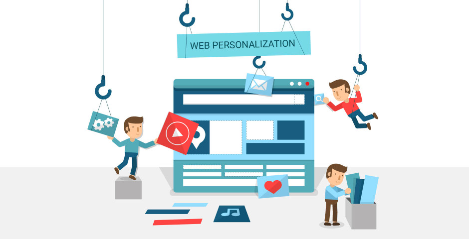 Crie valor com a personalização em tempo real