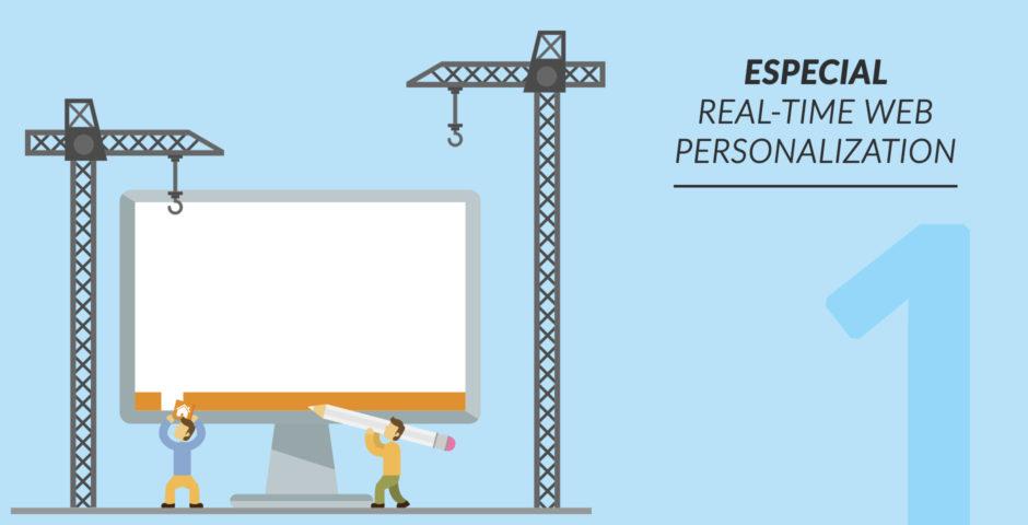 O que é personalização em tempo real e quais as vantagens