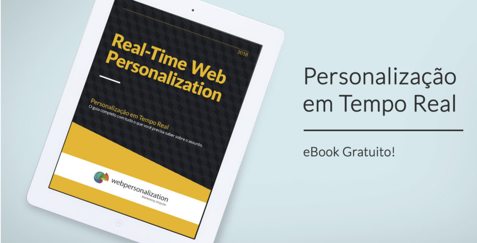 eBook: Personalização em Tempo Real